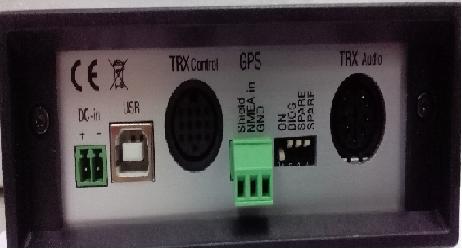 WTD-9800短波数传