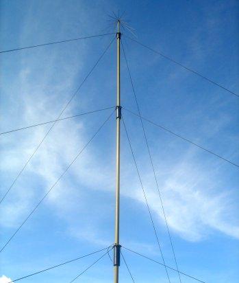 AX-12B宽频段天线系统