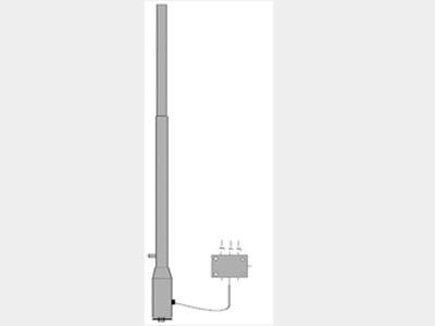 HF-RXA短波鞭状有源多路接收天线